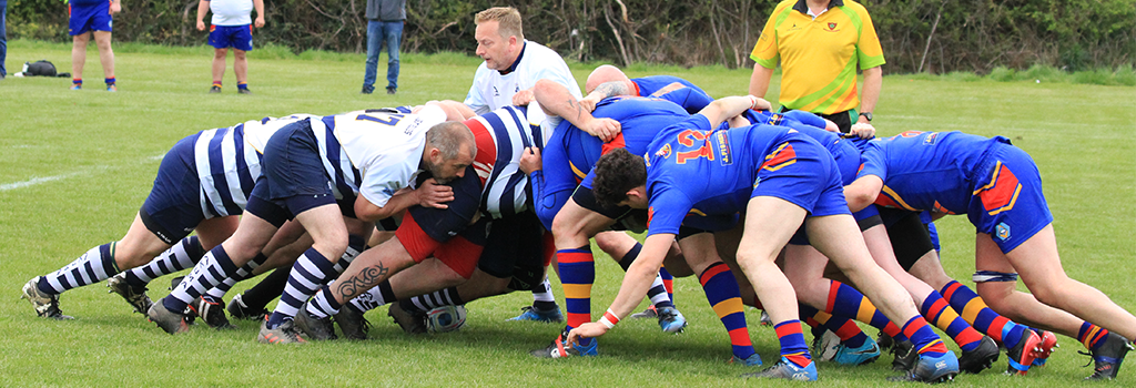 Freemasons in Leicester Rugby Club