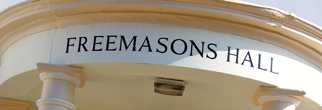 Freemasons Hall Leicester